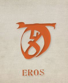 Shadowhunter Love Runes: Eros - A passionate physical and emotional love based on aesthetic enjoyment; stereotype or romantic love. The kind that gives you butterflies in your stomach and a tingling in certain other places.