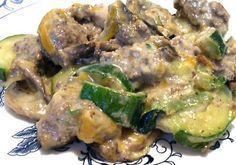 ZUCCHINI CASSEROLE - Linda's Low Carb Menus & Recipes 🌟🌟🌟🌟🌟 Family 💛 it!