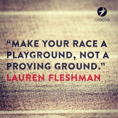 Make your race a playground!