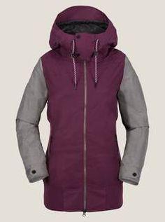 9c1aac0df3076 Snowboarding Women, Powder Puff, Outdoor Woman, Fit Women, Hooded Jacket,  Skiing