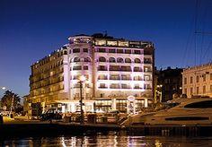 Hotels in Cannes, Le Suquet | Radisson Blu 1835 Thalasso Cannes