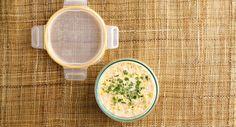 Parmesean-Cheddar Creamed Corn