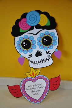 These day of the dead greeting cards feature original art by ruth da de muertos day of the dead calaca sugar skull face masks m4hsunfo