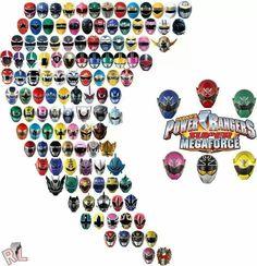 Power Rangers war