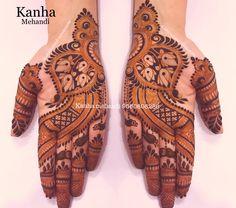 Mehandhi Designs, Modern Mehndi Designs, Beautiful Henna Designs, Mehndi Designs For Fingers, Dulhan Mehndi Designs, Latest Mehndi Designs, Mehndi Tattoo, Henna Mehndi, Mehndi Desighn