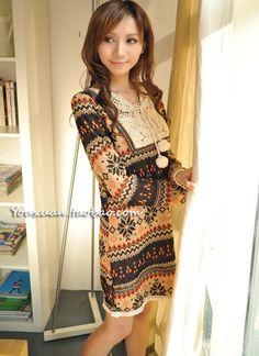 Bohemia Styled Dress