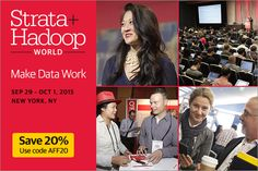 Strata+Hadoop World NYC 2015 Discount