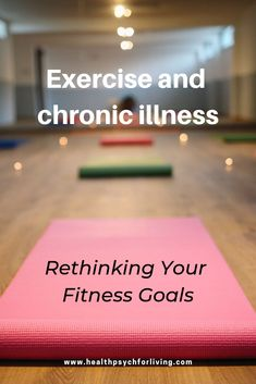 Exercise and Chronic Illness can coexist: Rethinking Your Fitness Goals Chronic Fatigue, Chronic Illness, Chronic Pain, Weight Watchers Motivation, Cidp, How To Get Motivated, Dealing With Stress, Invisible Illness, Reduce Inflammation