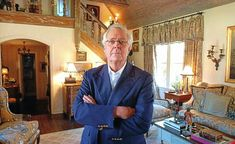 Renowned Tulsa-based interior designer Charles Faudree dies at 75 - Tulsa World: Localobituaries