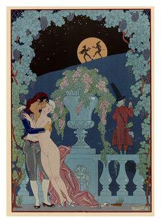 007-fantoches-Fêtes galantes. Illustrations de George Barbier-1928-Gallica - Cesar Ojeda