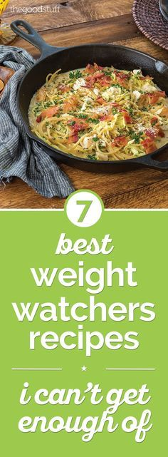 7 BestWeightWatchersRecipes I Can't Get Enough Of