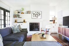 Just the After // Client Great Great Great. Photos by Tessa Neustadt