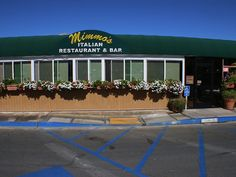 Don't miss the veal at Mimmo's Italian Restaurant & Bar