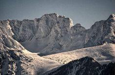 Kozi Wierch , Kozie Czuby , Zamarła Turnia i Zmarzła Przełęcz w zimie Tatra Mountains, Carpathian Mountains, Polish Mountains, Hiking Routes, Genius Loci, Mount Everest, Poland, Natural Beauty, National Parks