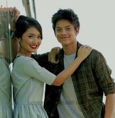 Let KathNiel Rock your World! Daniel Padilla, Kathryn Bernardo, Meant To Be Together, Pinoy, Nerdy, Feelings, Couples, Simple Things, Carrera