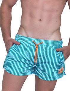 7716757bd88 Gailang Sexy Men s Beach Shorts Swim Board Surf Boxer Trunks Swimwear  Swimsuits