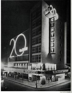 20th Century Theatre Johannesburg Skyline, News South Africa, My Family History, Childhood Days, Ol Days, African History, Urban Planning, The Good Old Days, Aerial View