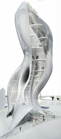 n-architektur:  The Fashion Palace AmniosyA + Lash-Up