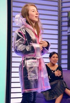 Raincoats For Women Casual Key: 4507158371 Clear Raincoat, Vinyl Raincoat, Dog Raincoat, Raincoat Jacket, Plastic Raincoat, Transparent Raincoat, Plastic Mac, Rain Suit, Rain Gear