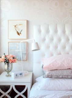 Bedroom design: Restful and romantic {PHOTO: Janis Nicolay}