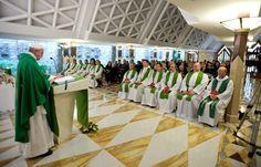 Pescatori di uomini: Papa Francesco: Non abbiamo paura della resurrezio...