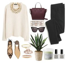 """""""reforget"""" by thosewhowonderarenotalwayslost ❤ liked on Polyvore featuring Madewell, MANGO, Salvatore Ferragamo, Kate Spade, Chanel, Davines, Michael Kors and Christian Dior"""