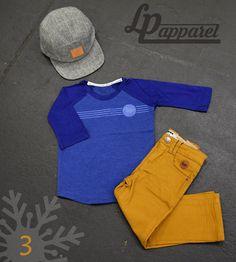 Cap: Broadway 1.0 - Grey  / Jersey: Marines / Pants: Skateboard Cut -  Caramel  * L&P exclusive *