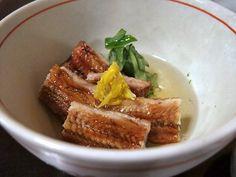 Obana in Tokyo for eel