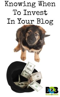 invest in your blog
