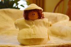 Handmade Nurse Doll by DJsVintageCache on Etsy