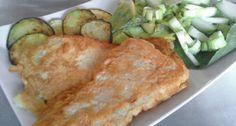 Tengeri halszeletek Orly módra recept: A halszeletek Orly módra egy remek hal fogás, ízletes bundában. Egészséges és finom, mindenkinek ajánlom ezt a receptet, aki szereti a halat.
