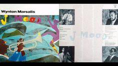 Wynton Marsalis – J Mood / CBS 57068 / 1986 / JAZZ / FULL ALBUM / HD
