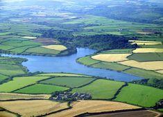 BRITAIN'S MOST SOUTH-WESTERLY RESERVOIR   Drift Reservoir, Cornwall     ✫ღ⊰n