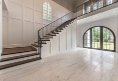 entrance, stairs and wainscoting                                                                                                                                                     More