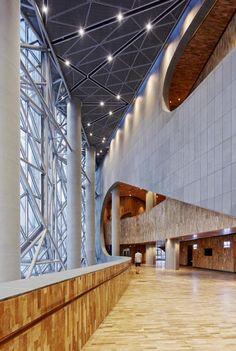 Gallery of Shanghai Hongqiao Performing Arts Center / BAU - 1