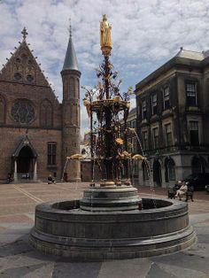 Binnenhof - The Hague, Netherlands