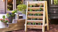 Le processus de fabrication de votre jardinière végétale #DIY en vidéo
