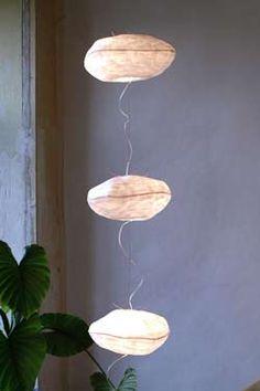 C line wright giboulee suspension nuage de papier aux - Suspension luminaire papier ...