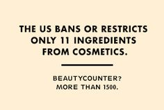 my products i sell. great products. Healthy Beauty Products, Know Everything | BEAUTYCOUNTER