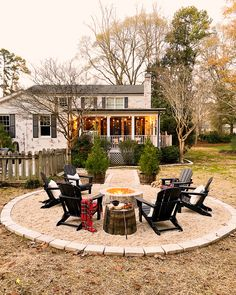 Fire Pit Seating, Fire Pit Area, Diy Fire Pit, Fire Pit Backyard, Backyard Patio, Fire Pit Off Patio, Fire Pit Kits, Fire Pit Gazebo, Best Fire Pit