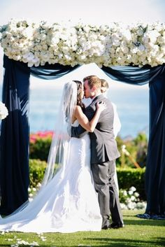 Coastal Wedding:  Intertwined Events www.intertwinedevents.com