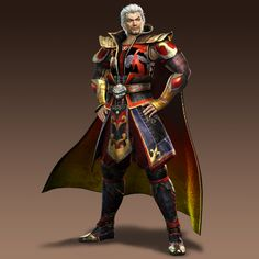 Dynasty Warriors 7 |Sun Jian