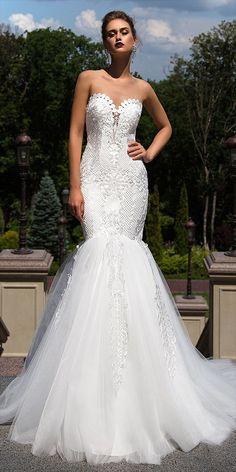 Ida Torez Fall 2017 Wedding Dresses - World of Bridal Wedding Dress Backs, Gorgeous Wedding Dress, Dream Wedding Dresses, Designer Wedding Dresses, Bridal Dresses, Wedding Gowns, Divas, Dresses Elegant, 2017 Wedding