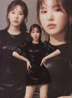 Kpop Girl Groups, Korean Girl Groups, Kpop Girls, Wendy Red Velvet, Red Velvet Irene, K Pop, Soyeon, K Idols, South Korean Girls