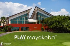 If you listen carefully… You can hear the beach AND El Camaleón's clubhouse calling your name! #PLAYmayakoba