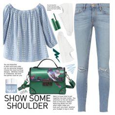 Shimmy, Shimmy: Off-Shoulder Tops (casual)