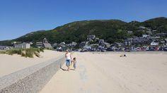 Hot Day @ Barmouth Wales
