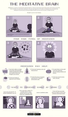 The Meditative Brain, why you should meditate to be more fulfilled and productive