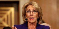 What You Missed: Betsy Devos Stops Overhaul of Student Loan System