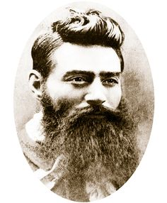 The last photos of Ned Kelly were taken by the official Melbourne Gaol photographer, Charles Nettleton on November the day before Ned's execution.